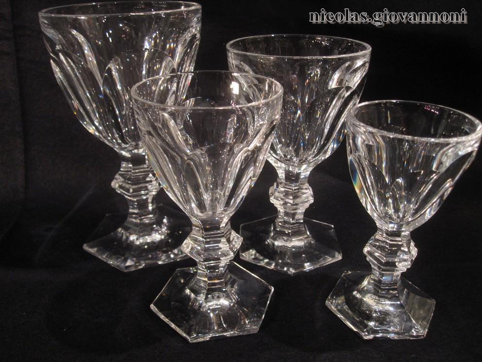 Mod le harcourt baccarat cristal catalogue cristal de france nicola - Baccarat harcourt occasion ...