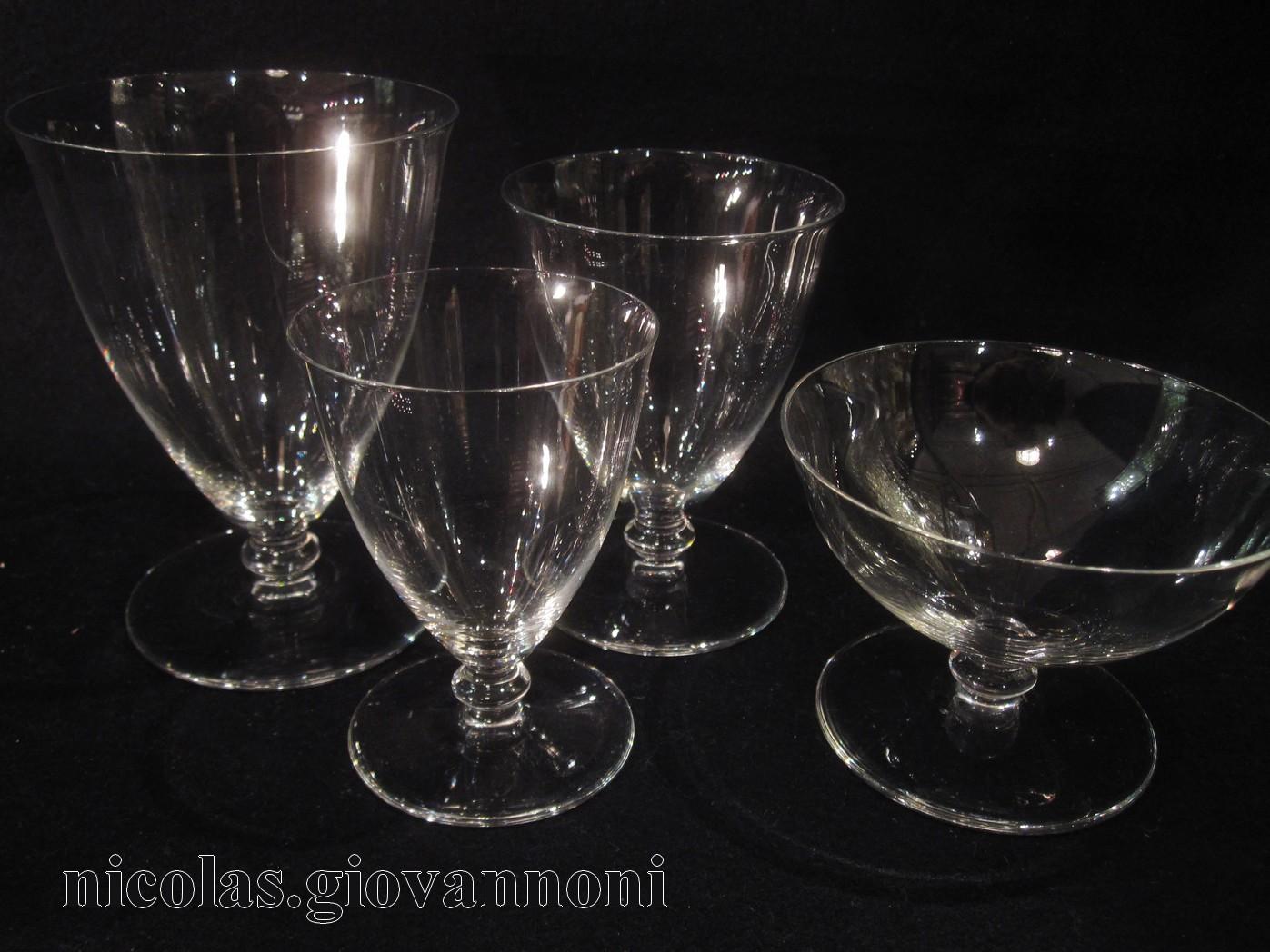 service 52 verres 2 carafes 1 broc murcie baccarat cristal catalogue cristal de. Black Bedroom Furniture Sets. Home Design Ideas