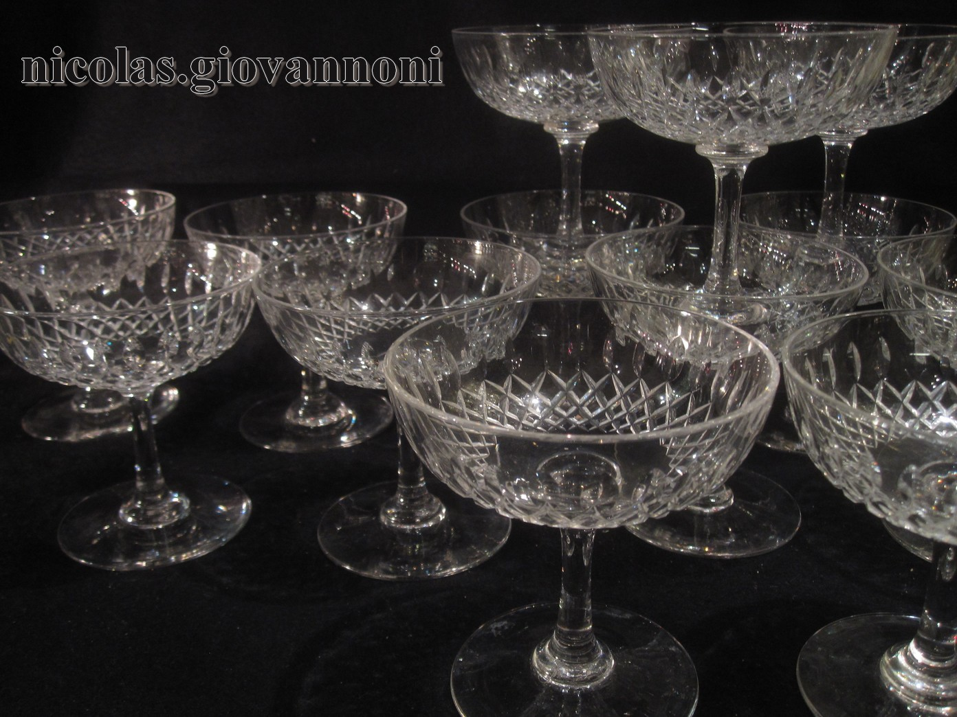 Emejing Coupe De Champagne Baccarat Gallery