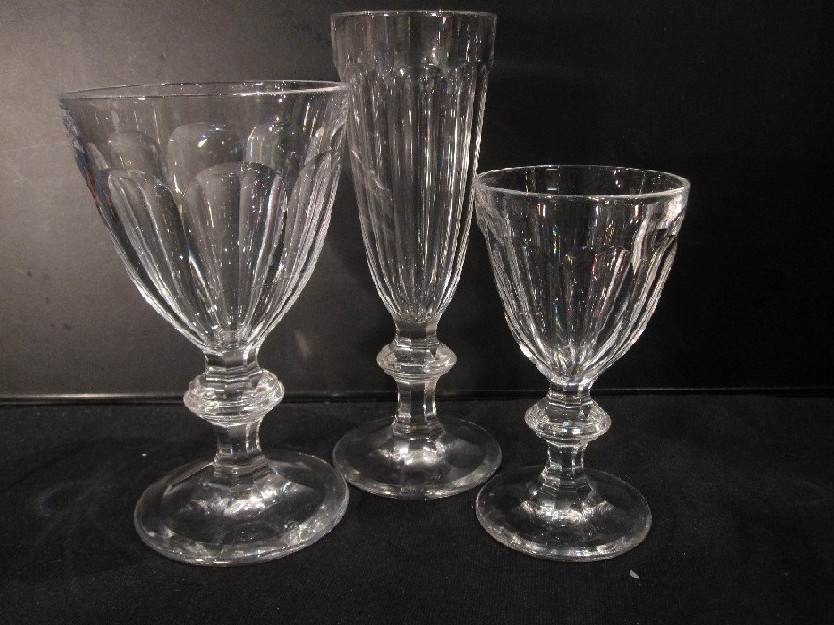 Mod le cristal taill cotes plates baccarat cristal catalogue cristal - Cristal de baccarat ancien ...