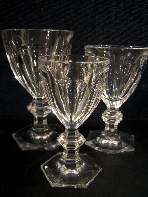 Mod le harcourt baccarat cristal catalogue cristal de france nicola - Service harcourt baccarat ...