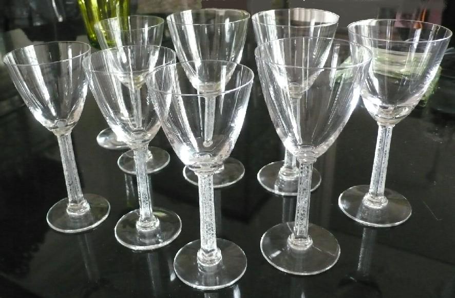 verre a eau lalique