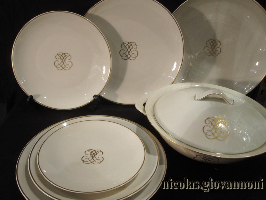 92 pi ces pate ivoire marcel goupy rouard porcelaine catalogue cristal de france. Black Bedroom Furniture Sets. Home Design Ideas