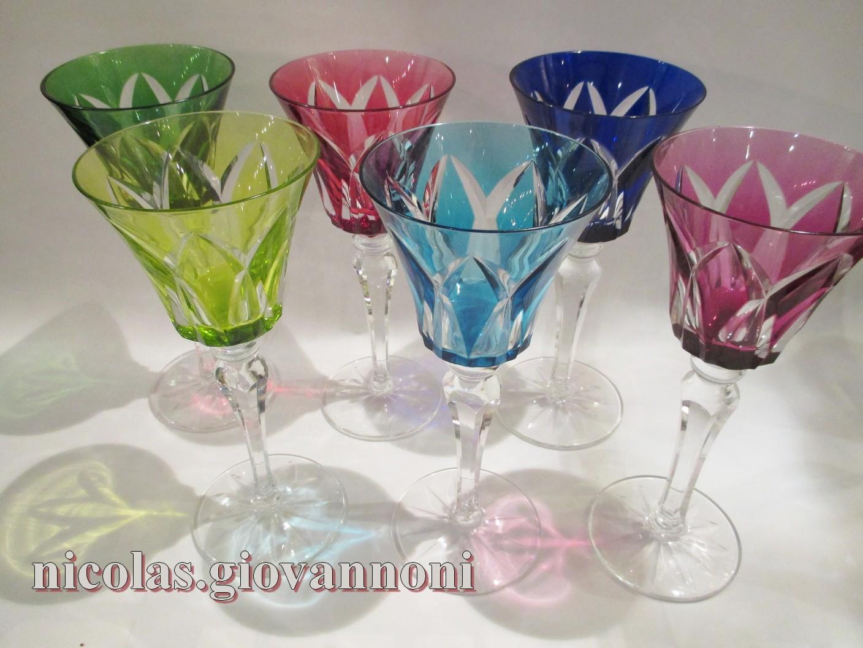 11 verres vin du rhin camargue saint louis cristal catalogue cristal de france. Black Bedroom Furniture Sets. Home Design Ideas