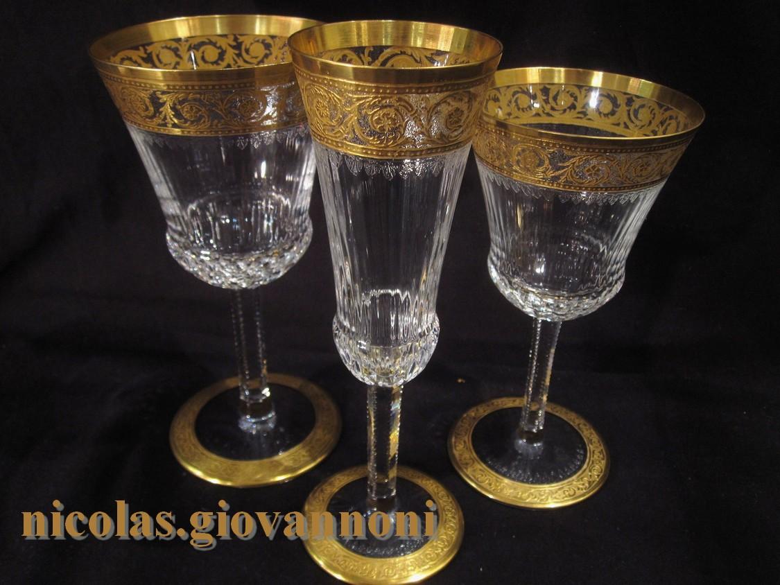 30 verres 1broc thistle saint louis cristal catalogue cristal de france nicolas. Black Bedroom Furniture Sets. Home Design Ideas