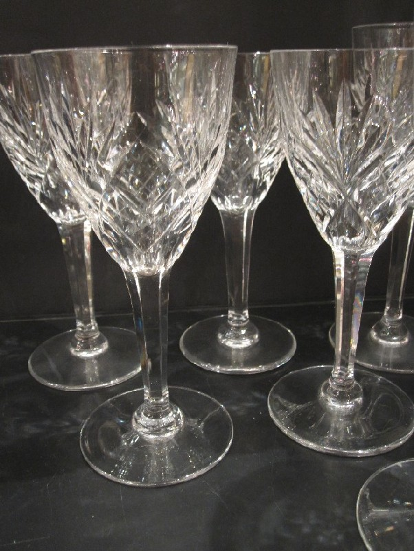 Verre cristal saint louis chantilly - Verre saint louis prix ...