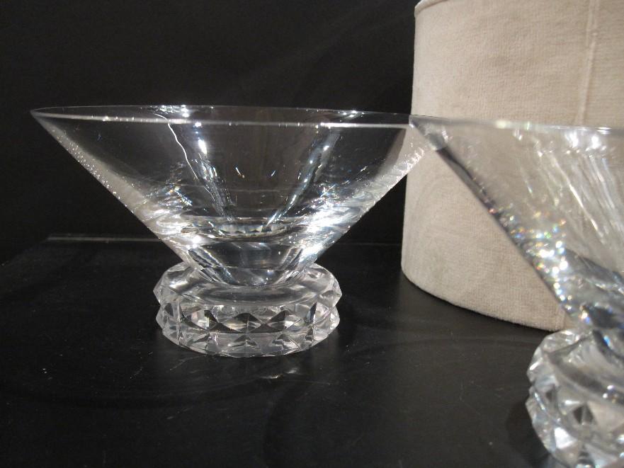 Mod le diamant saint louis cristal catalogue for Diamant coupe miroir